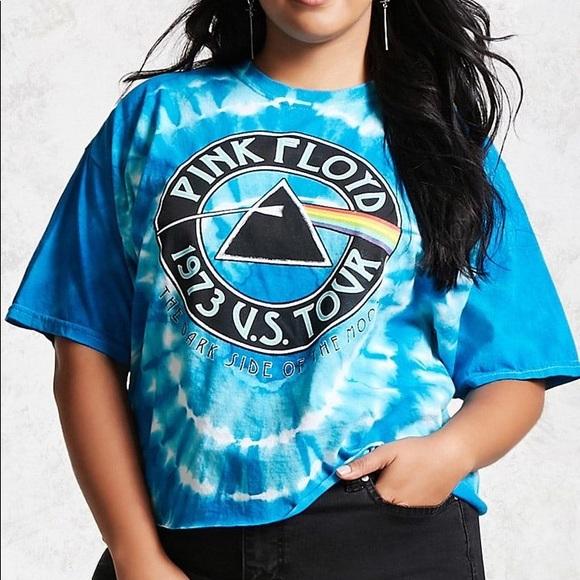 Pink Floyd Cropped T-Shirt